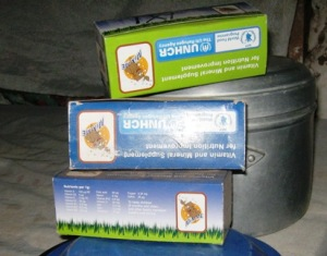 MixMe Sachets in boxes