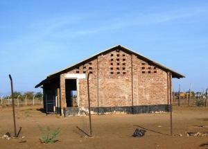 The court building in Kakuma
