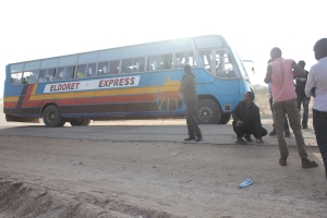 Turkana residents take passengers hostage including a dozen refugees from Kakuma